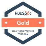 HubSpot Gold Partner Certified